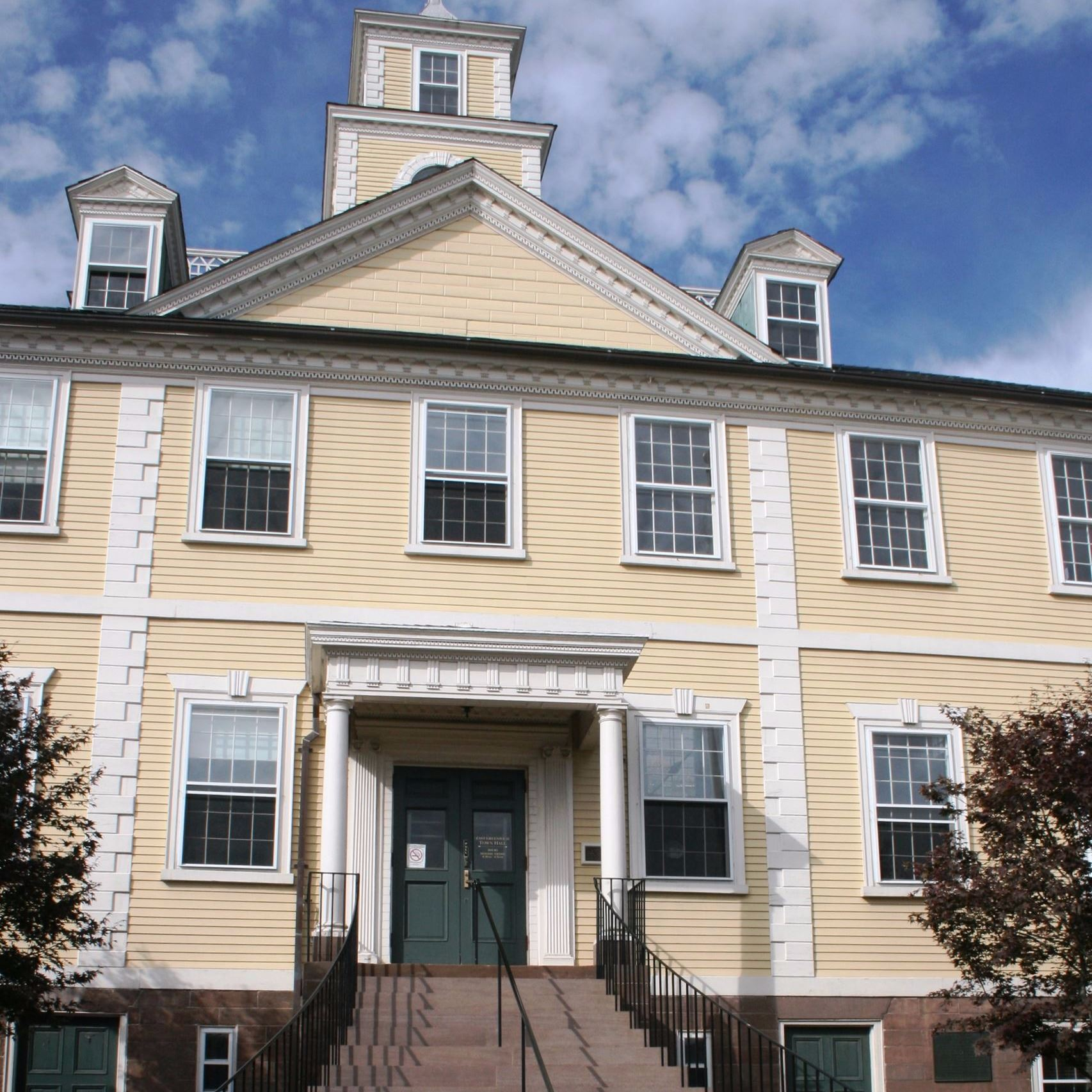 image of East Greenwich Town Hall