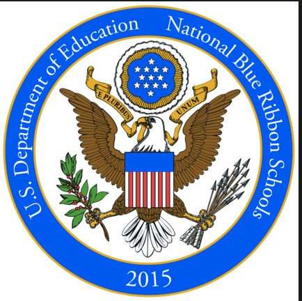 U.S. Department of Education National Blue Ribbon Schools 2015 Seal