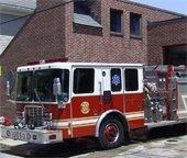 East Greenwich Firetruck