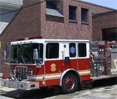 East Greenwich Fire Department Engine
