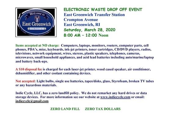 E Waste Event
