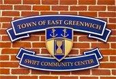 Swift Community Center Sign