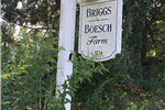 Boesch Farm Entrance Sign